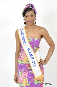 Miss Abigaelle (23 ans, Gabon)